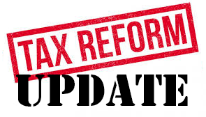 Tax Reform Update